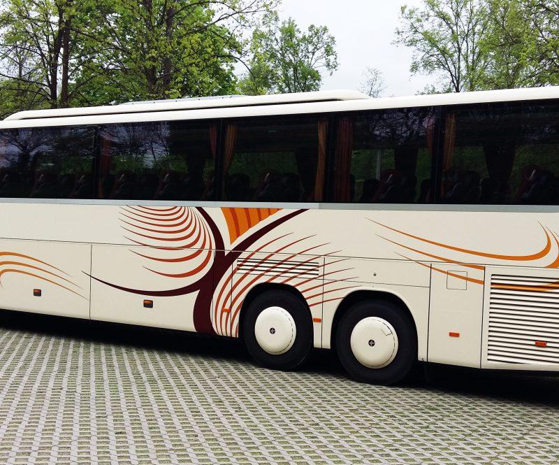 setra s416 hd autobuso nuoma
