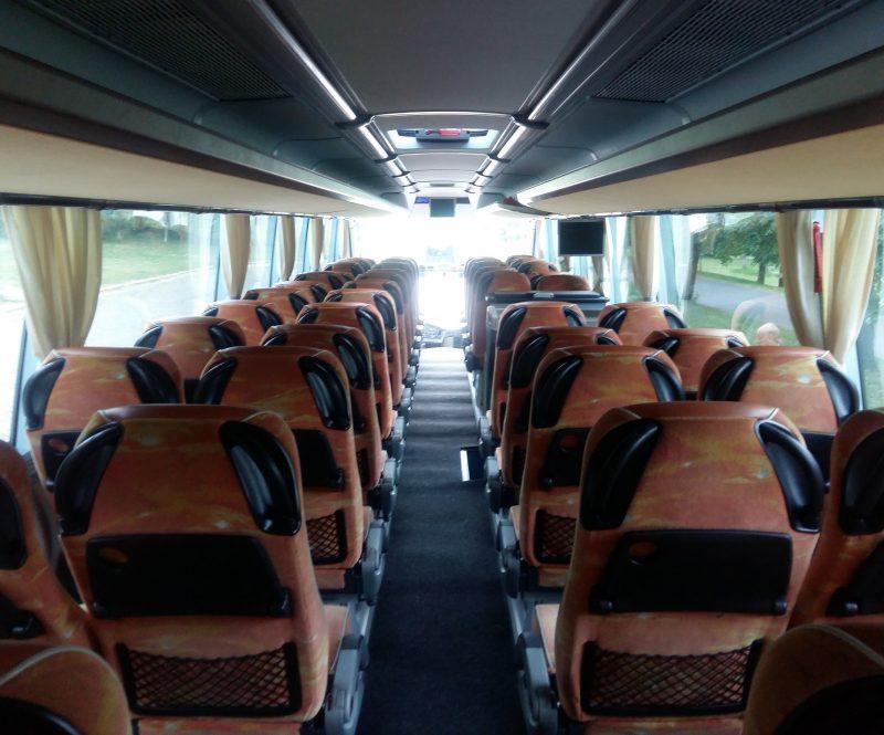 neoplan autobuso nuoma