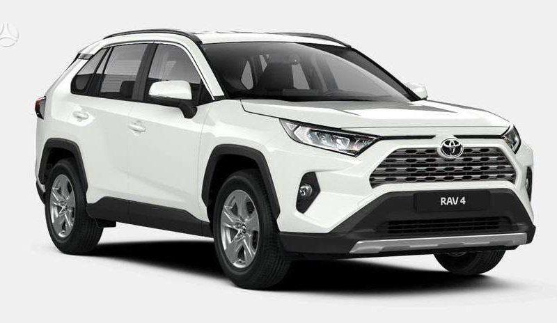 Toyota rav4 nuoma