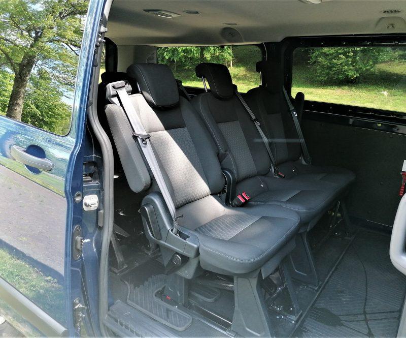ford transit custom nuoma 5