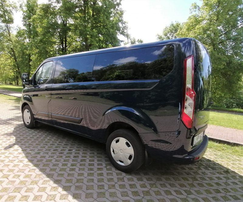 ford transit custom nuoma 9