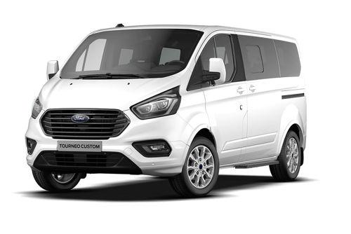Ford custom nuoma